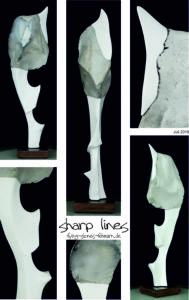 sharp lines